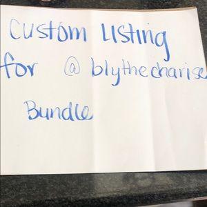 Dresses & Skirts - Custom Listing for @blythecharise